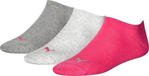 rosa grigio Calze Puma Grigio misto lotto uomo medio 3 sportive 656 4qzwf4T