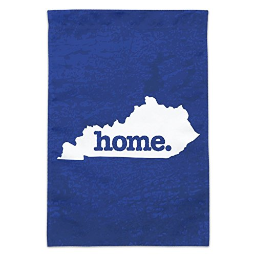 - Graphics and More Kentucky KY Home State Textured Navy Blue Officially Licensed Garden Yard Flag (Pole Not Included)