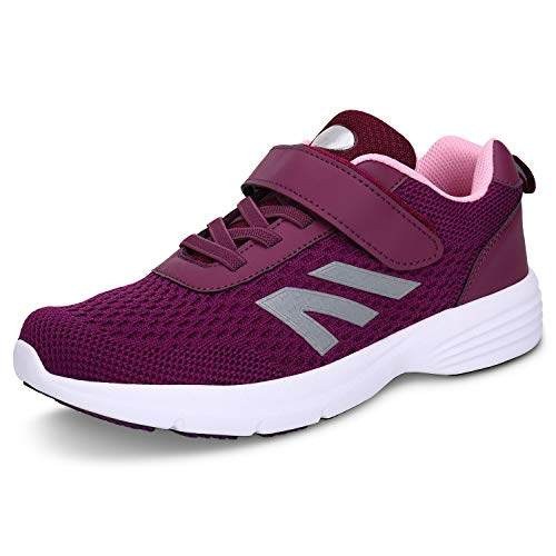 labato Strap Sneaker Breathable Sports Shoes for Men and Women Purple