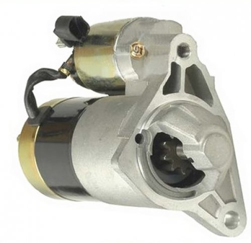 Discount Starter and Alternator 17754N Replacement Starter Fits Jeep Grand Cherokee ()