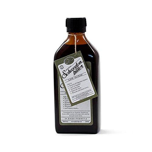 (Original Austrian Swedish Bitters Extract (Schwedenbitter) 8.45 fl.oz)