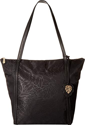 Tommy Bahama Womens Siesta Key Tote On Golden Frond/Black One Size