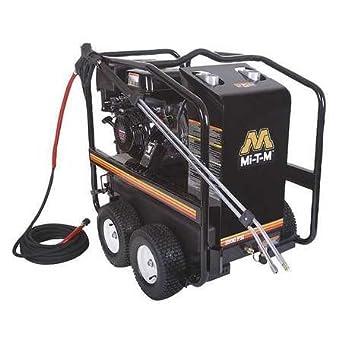 3500 psi 3 3 gpm Hot Water Gas Pressure Washer: Amazon com