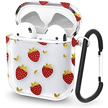 Amazon.com: Cute Airpods Case with Pineapple and Banana