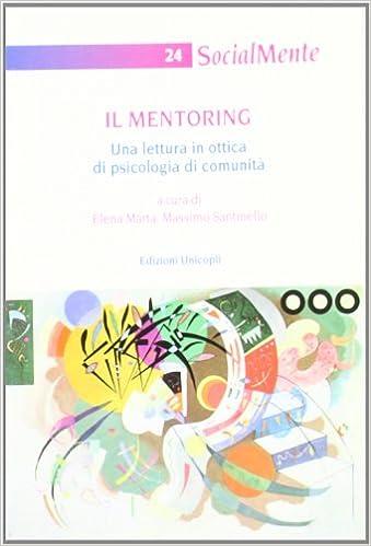 Il mentoring. Una lettura in ottica di psicologia di comunità