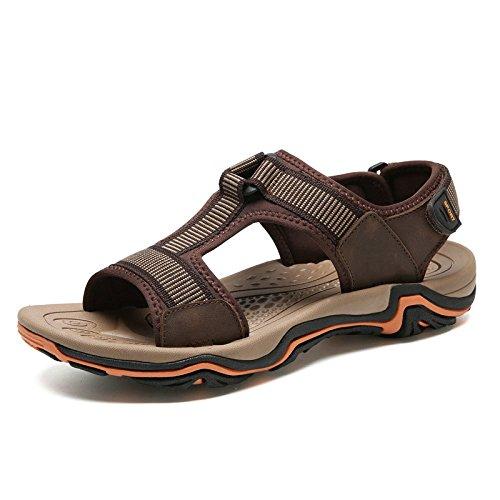 Zapatos De Playa De Moda De Verano Sandalias Suaves Cómodas Brown