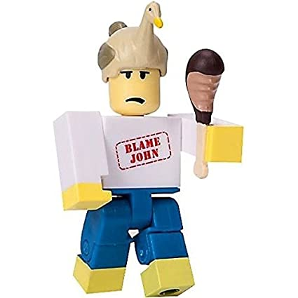 Amazon com: ROBLOX Series 1 Shedletsky action Figure mystery
