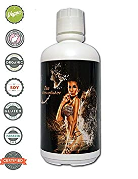 Tan Extraordinaire 10 Med Dark Sunless HVLP Spray Tanning Solution Gallon ships in 4 qts