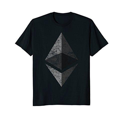 Ethereum Cryptocurrency ETH Shirt
