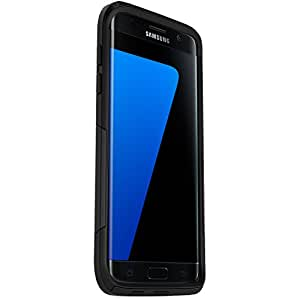 OtterBox COMMUTER SERIES Case for Samsung Galaxy S7 Edge - Frustration Free Packaging - BLACK