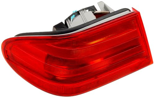 ULO Mercedes-Benz Driver Side Replacement Tail Light Assembly