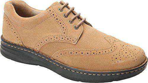 Fashion Camel Oxfords Men's Shoe Drew Suede Foam Suede Delaware xBpSgqwP