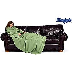 The Slanket Blanket-Moss Green