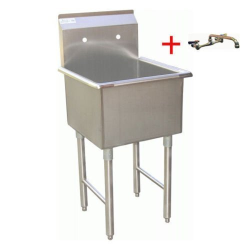 Compartment Stainless Steel Sink - 5