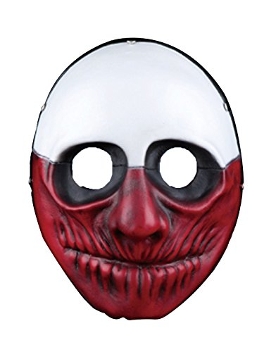 Genie Diy Halloween Costume - Spring fever Deluxe Novelty Halloween Mask Vendetta Costume Accessories Cosplay Old Man One Size