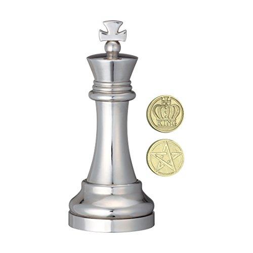 (BePuzzled Hanayama Cast Chess Puzzle: King)