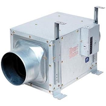 Nutone ilf250 energy star qualified remote in line fan - Panasonic bathroom fans home depot ...