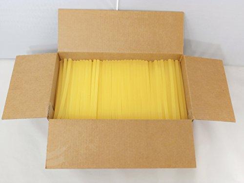 GlueSticksDirect PDR Glue Sticks Amber 7/16'' X 10'' 25 lbs Bulk PDR by GlueSticksDirect.com