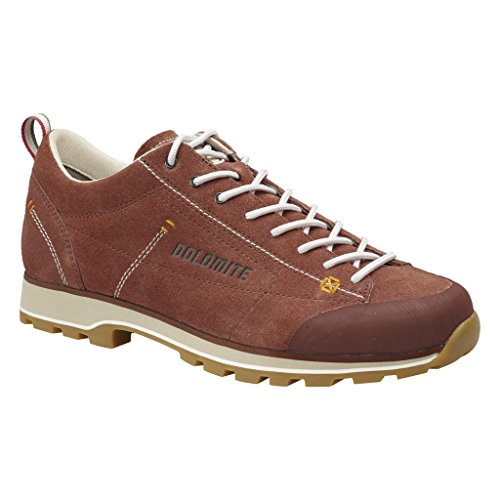 DOLOMITE 54 Low Scarpe Cinquantaquattro Chocolate Brown Vibram