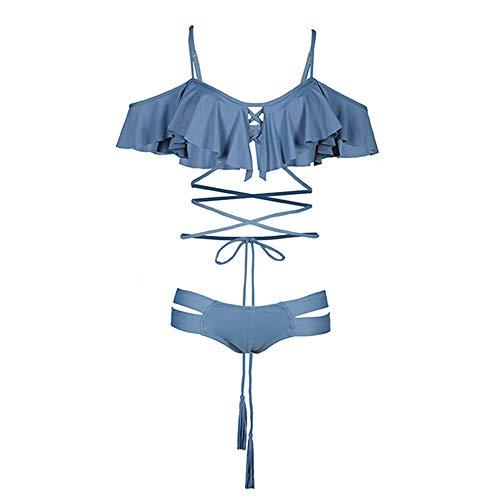 Costume Bikini Sexy In Bagno Spiaggia Da Donna Miiaopai Per dYq88c