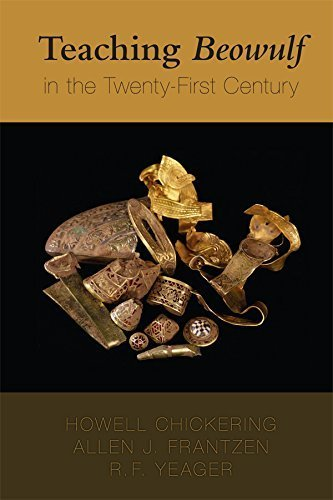 Teaching Beowulf in the Twenty-First Century (MEDIEVAL & RENAIS TEXT STUDIES) Hardcover April 28, 2014