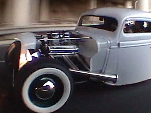 Hot Rod Havoc Vol 1 Hot Rod Car