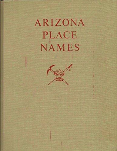 Arizona Places Names (Arizona Places)