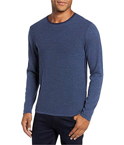 Zachary Prell Huxley Color Block Merino Wool Sweater Color Block Merino Wool