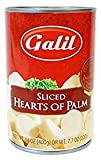 Galil Sliced Hearts Of Palm Non GMO KFP 14 Oz. Pack Of 3.