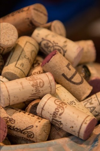 (Blank Wine Journal)