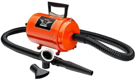 MetroVac Air Force Commander Pet Dryer, Variable-Speed Control