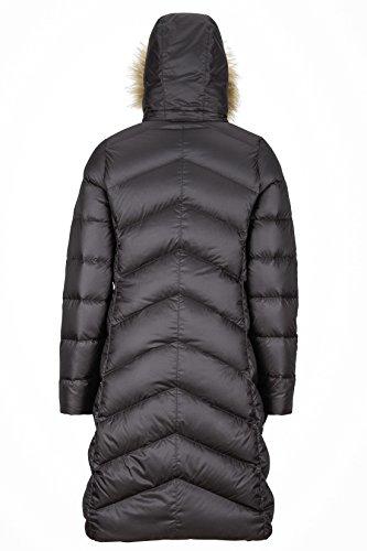 Negro De Hombre Aislamiento 700 Shadow snowboard Chaqueta Ski Marmot Térmico Plumón Fpd 0PwFxnY