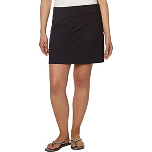 Tranquility by Colorado Clothing Company Ladies Skort-Black, Small (Colorado Outlets)