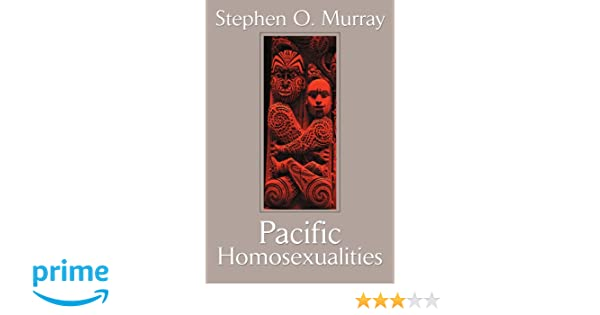 Pacific homosexualities