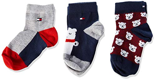 Tommy Hilfiger Calcetines Pack De 3 Para Bebes
