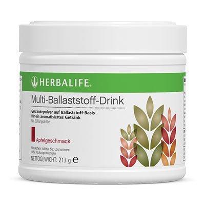 HERBALIFE Multi Ballaststoff Drink, 213g, Apfel-Geschmack