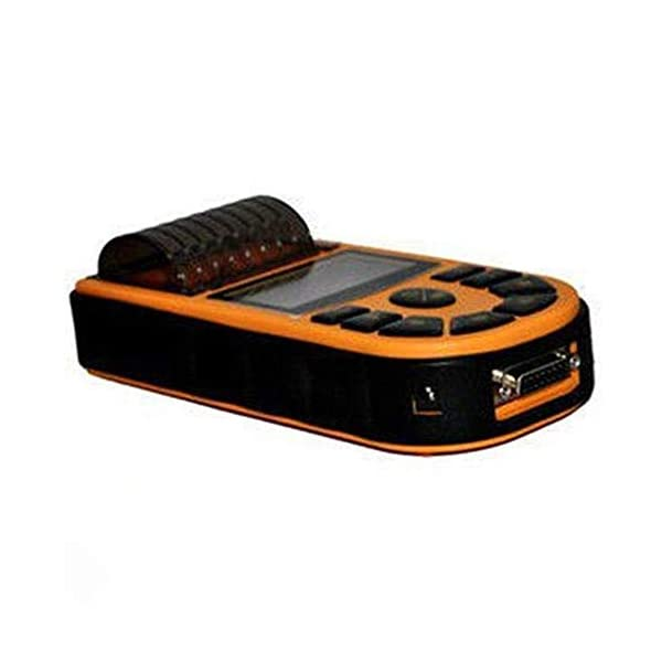 Electrocardiógrafo portátil de 1 canal, Pantalla e impresora térmica, ECG, MB80A, Mobiclinic 8