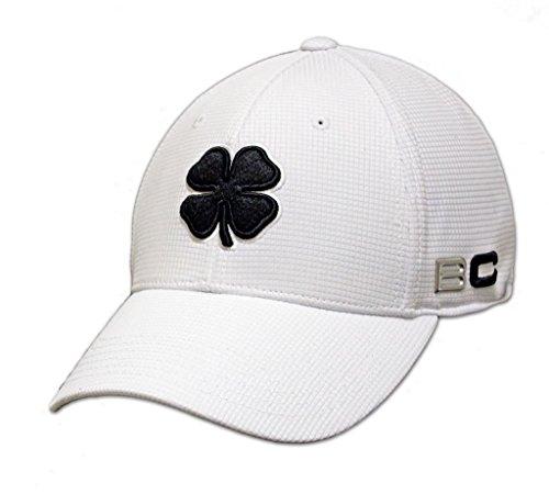 Black Clover Black/White/White Iron #1 Premium Fitted -