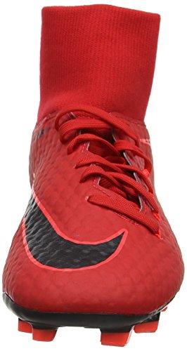 Df 3 Bright Crimson Footbal Red Black UK Red Black Men's Shoes Hypervenom White University NIKE 5 10 Phelon Fg FqwxICfta