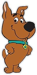 Amazon Com Scrappy Doo Scooby Doo Vinyl Sticker 3 Quot X6