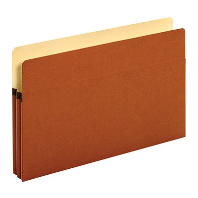 Legal Size Standard File Pocket (Set of 50) Size: 12.13'' H x 15.25'' W x 10.25'' D