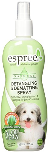 Espree Detangling & Dematting Spray, 12 oz