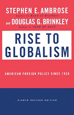book cover of Rise to Globalism