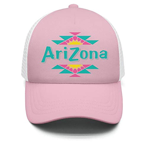 (Arizona State Logo Adjustable caveliers Snapback Cool Shade Cap Girl's Boy's Flat Bill Snapback Hats Plain Unisex )
