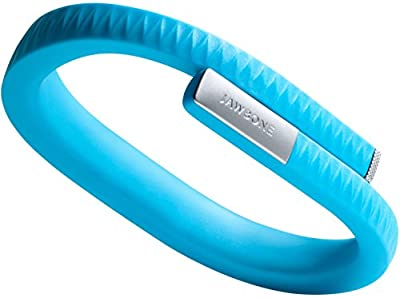 Up By Jawbone Fitness Monitor Activity Tracker Wristband Large Blue