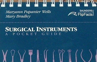 (Surgical Instruments: A Pocket Guide)