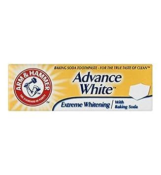Arm Hammer Voraus Weiß Extreme Aufhellung Mit Backpulver Zahnpasta