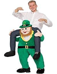 Ride a St. Patrick's Day Leprechaun Adult