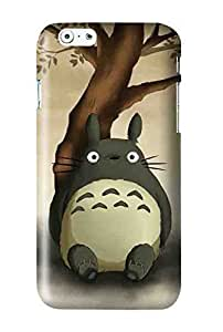 Totoro Snap on Plastic Compatible with Iphone 5/5S