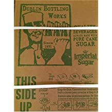 Dublin Dr Pepper Syrup - 5 Gallon Bib Fountain Drinks - Sealed Boxed